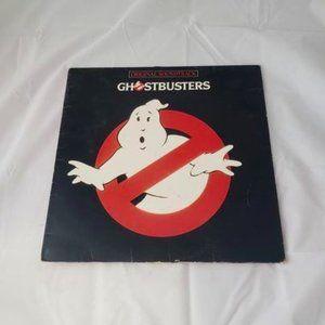 Ghostbusters Vinyl LP Record